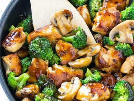 Crazy Good Chicken and Broccoli