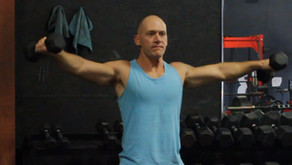 Shoulder Exercise - Advanced Lateral Raise