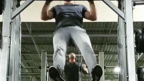 Plyo Pull Ups (How to Perform)