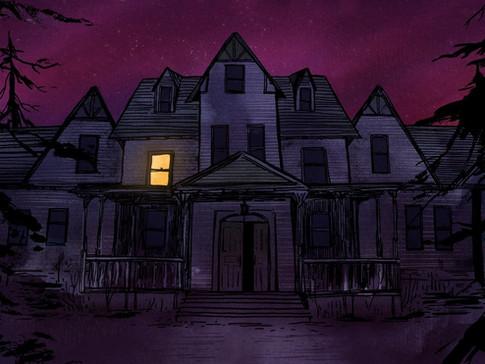 Ein Haus für Fremde