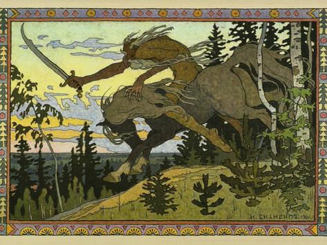 """Tief verwurzelte Geschichten: """"The Witcher"""" und Folklore"""