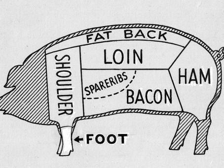Fleisch von unserem Fleisch