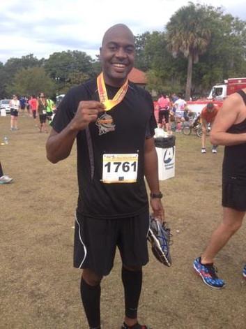 Darryl (Half Marathon)