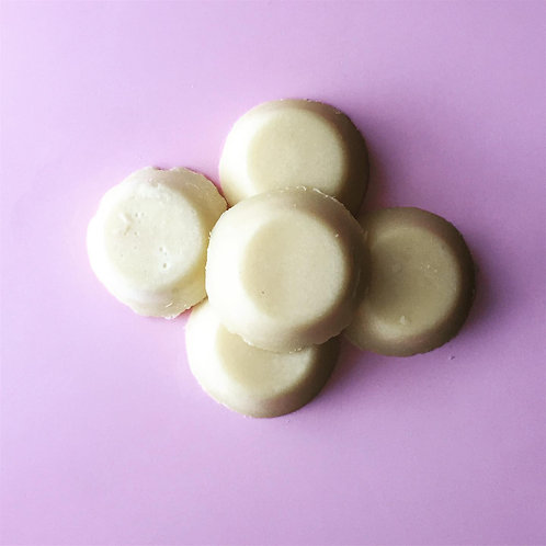 Vanilla Bath Melts / Solid Oil