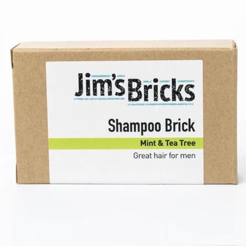 Shampoo Bar Mint & Tea Tree 75g
