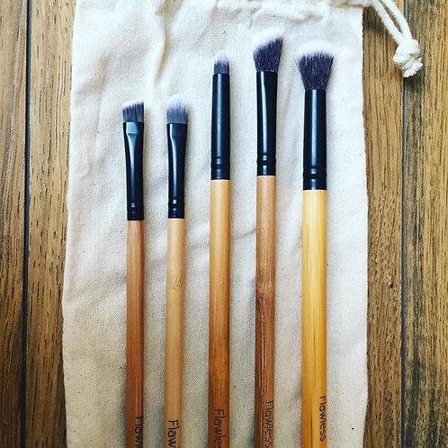 Flawless Eye Brush Set