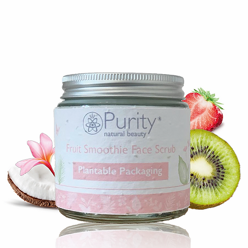 Fruit Smoothie Face Scrub