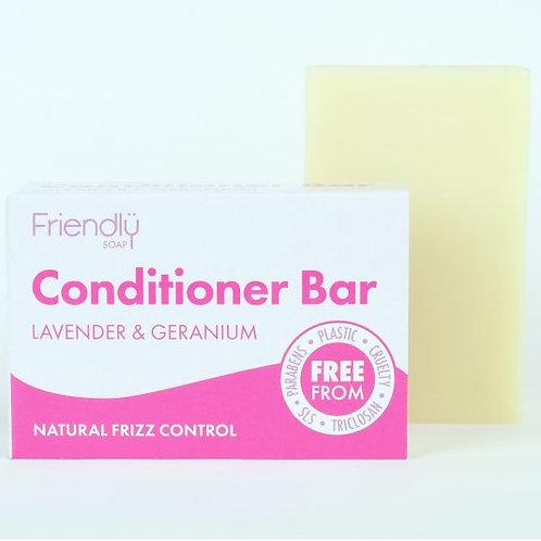 Conditioning Bar Lavender and Geranium