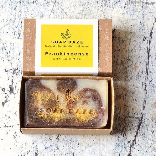 Frankincense Handcrafted Natural Vegan Soap
