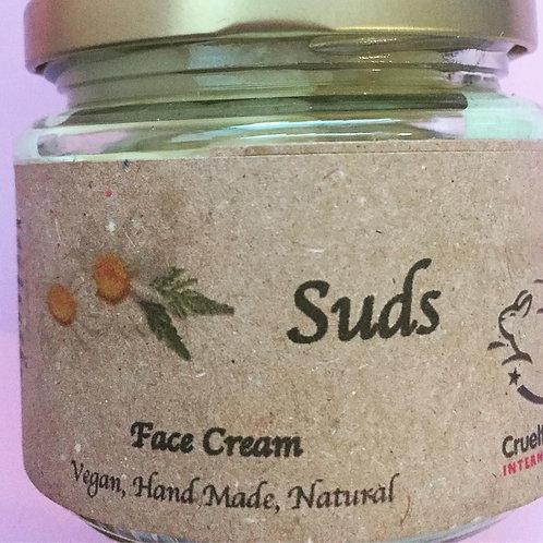 Vegan Natural Face Cream