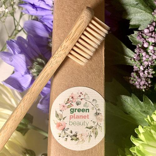 Biodegradable Bamboo Tooth Brush