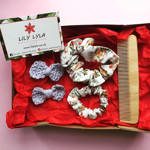 Hedgehog Duo & Accessories Gift Box