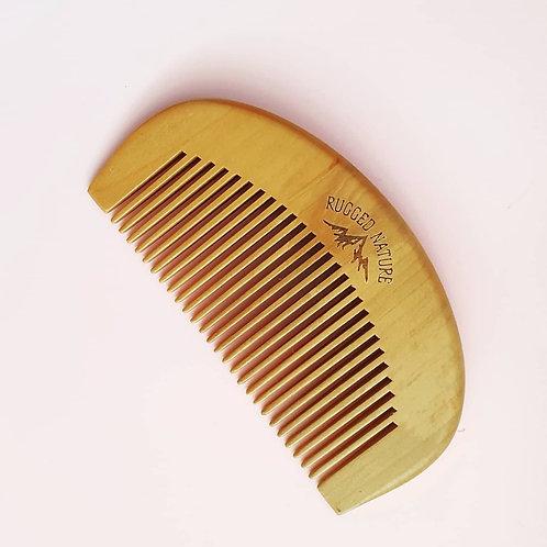 Small Wooden Comb