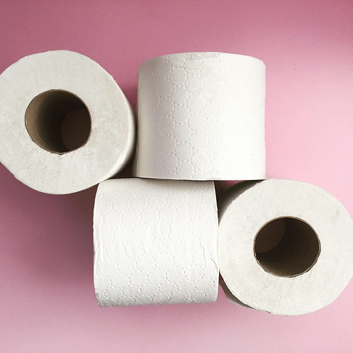 Box Roll 100% Recycled 2-ply Toilet Roll