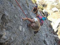 Kalymnos, Greece climbing courses