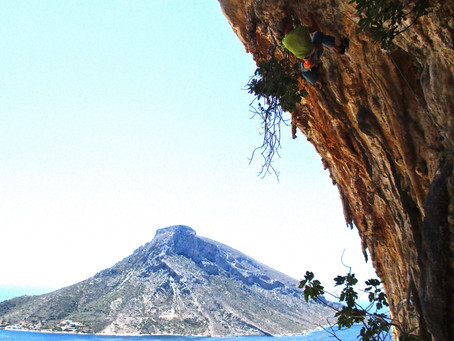 First Month on Kalymnos in 2017 Season
