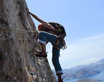 Kalymnos, Greece climbing guiding