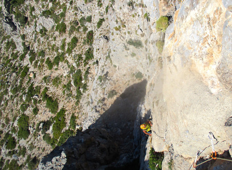 October Multi-Pitch Courses & Guiding