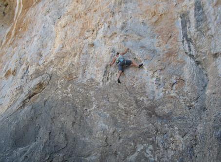 More New Routes on Kalymnos