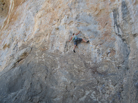 More New Routes on Kalymnos