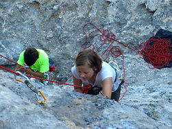 Kalymnos, Greece climbing courses