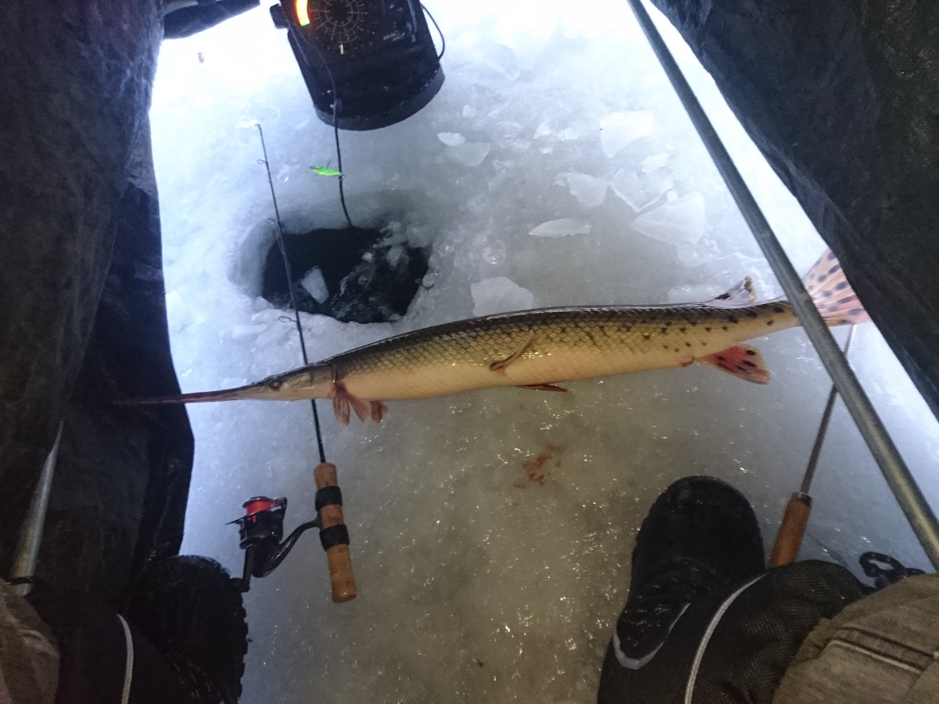 Say Hello to my First PIKE