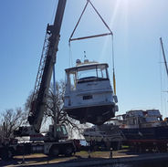Lift Out/Lift In with Crane