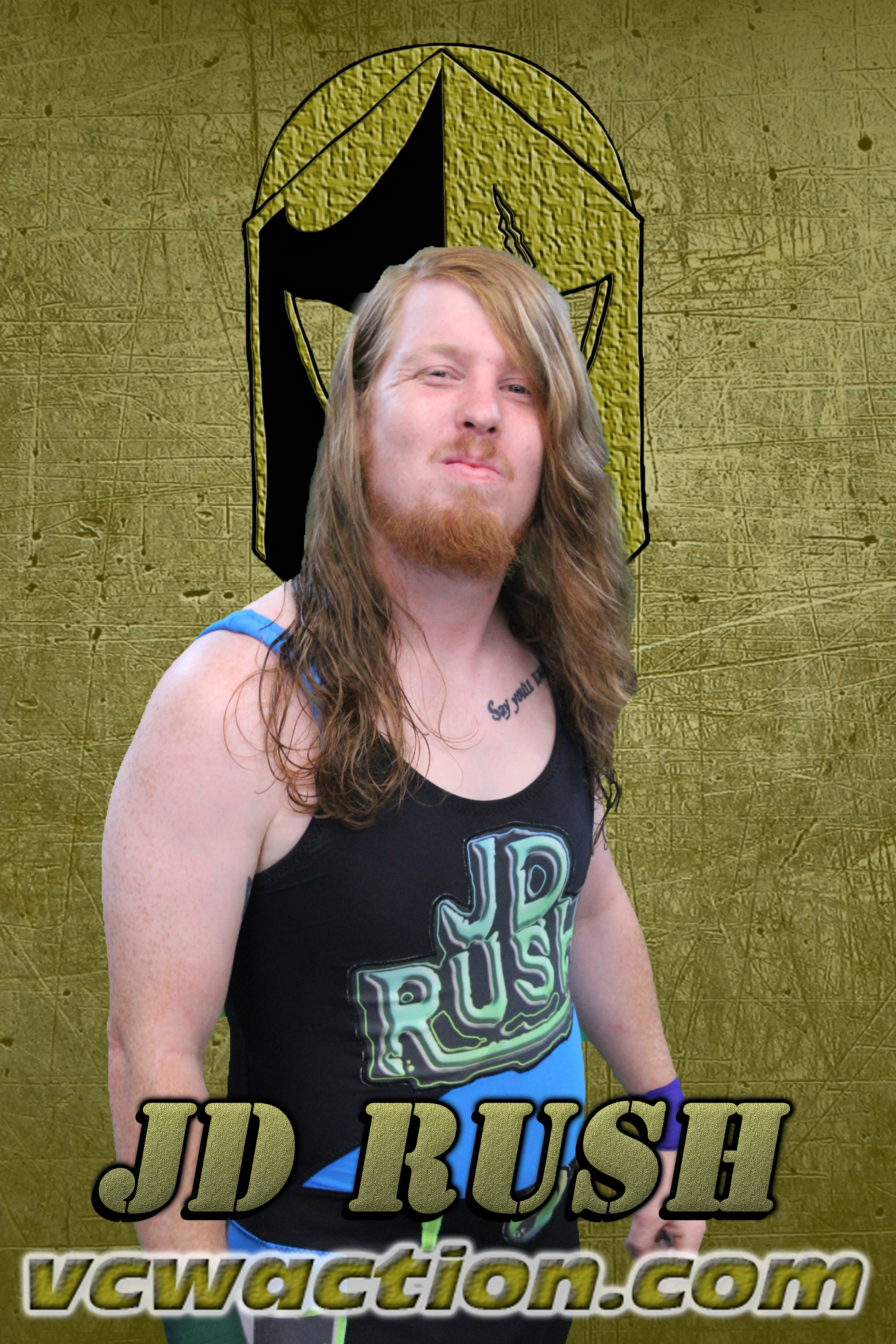 VCW Profile Page JD Rush 01