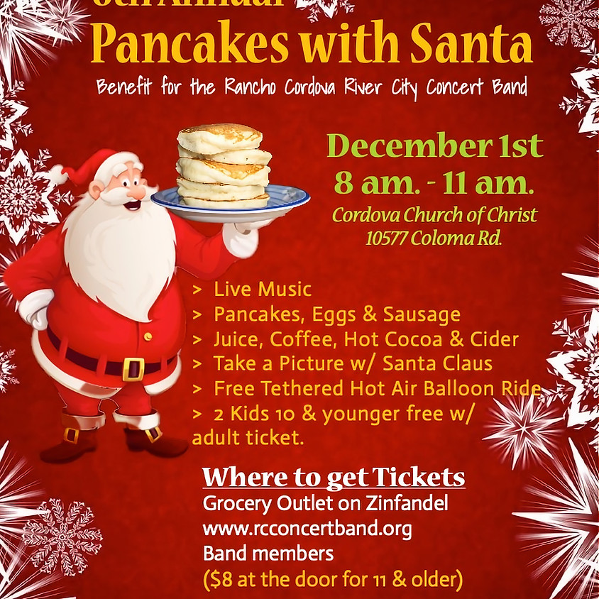 RCRCCB Pancake Breakfast-Fundraiser