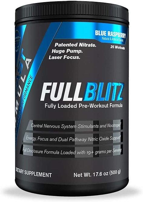 FULLBLITZ / Blue Raspberry