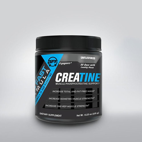 CREATINE MONOHYDRATE - Unflavored