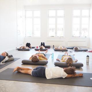 Post yoga