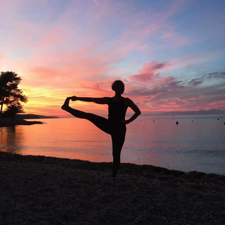 Yogatur i Kroatioa