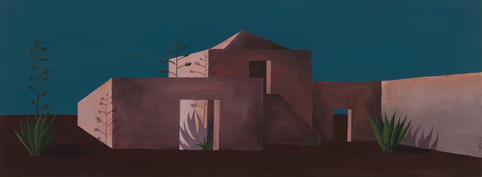 Casa de la Costilla 80 x 40 cm