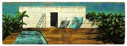 Casa con piscina 60x26peq