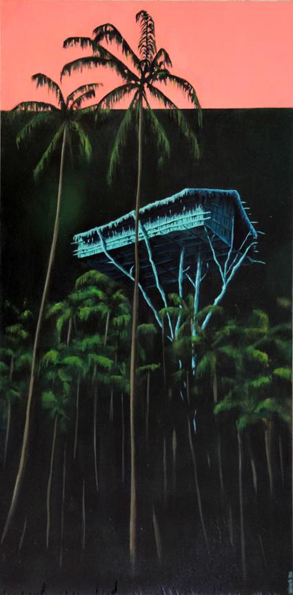 Casa en los árboles II