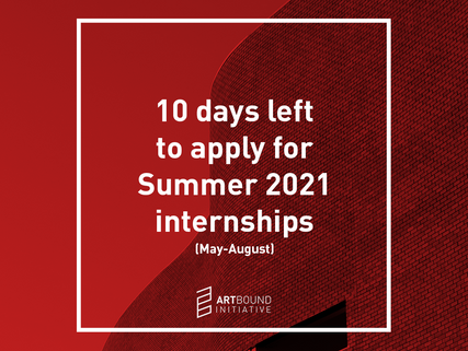 10 days left to secure a Summer 2021 internship