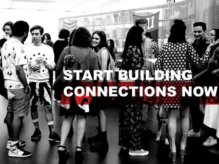 Start Building Connections Now