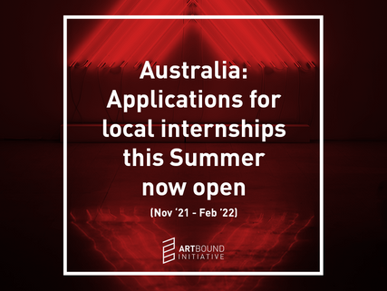 Students in Australia: One week left to secure a creative internship this Summer