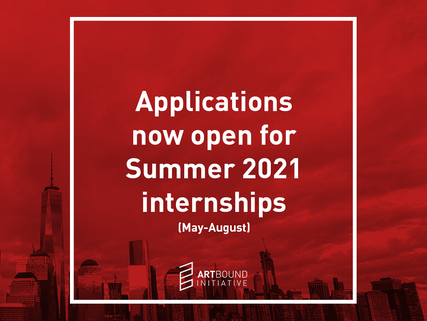Applications now open for Summer 2021 internships
