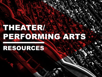 Resources for Theater & Performing Art Students