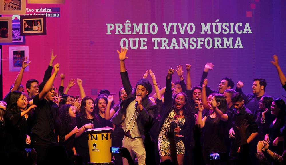Prêmio Vivo Música que Transforma
