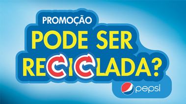Pepsi | Pode ser reciclada?