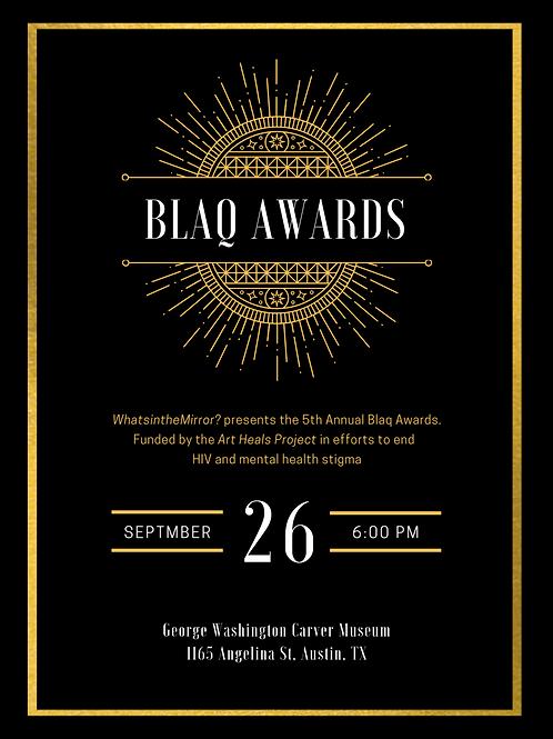 Blaq Awards Event