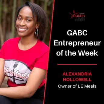 LEMeals GABC Entrepreneur of the Week