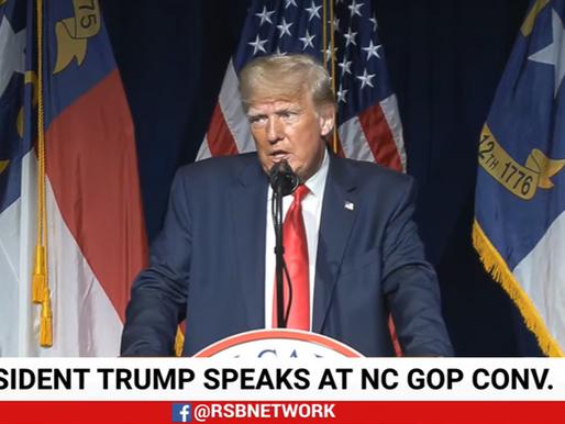 Trump Power Speech - Dropped big comms & GESARA hints!