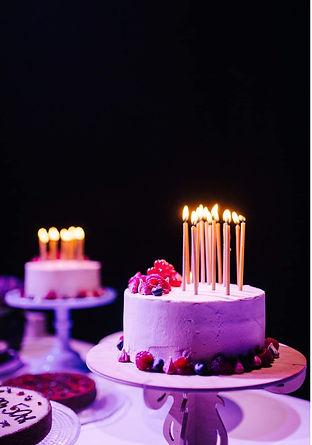 Chocoberry cake