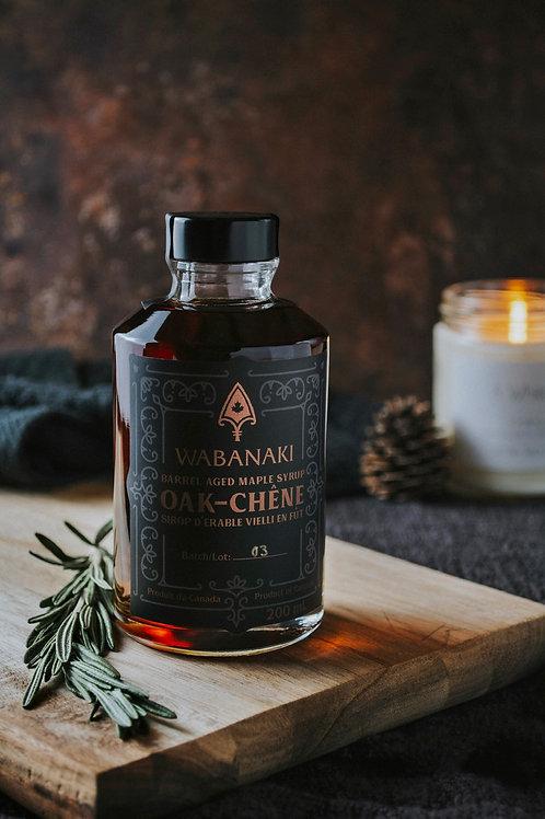 Wabanaki Maple - Barrel Aged Syrup
