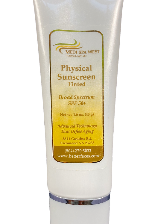 Physical Tinted Sunscreen SPF 50