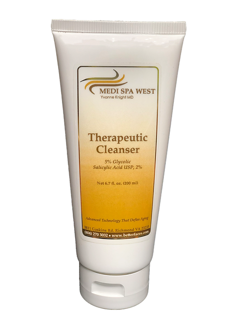 Therapeutic Cleanser 5% Glycolic Acid 2% Salicylic Acid